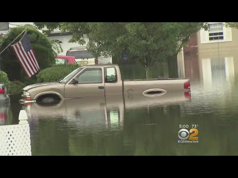 State Of Emergency In Brick, NJ Due To Floods