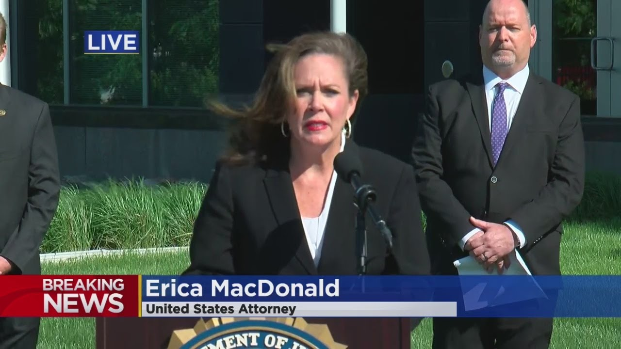 U.S. Attorney McDonald: 'Our highest priority is that justice will be ...