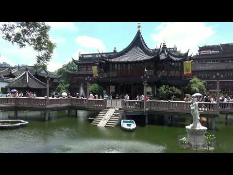 China 2017 - Shanghai- Jade Buddha Temple and YuYuan garden