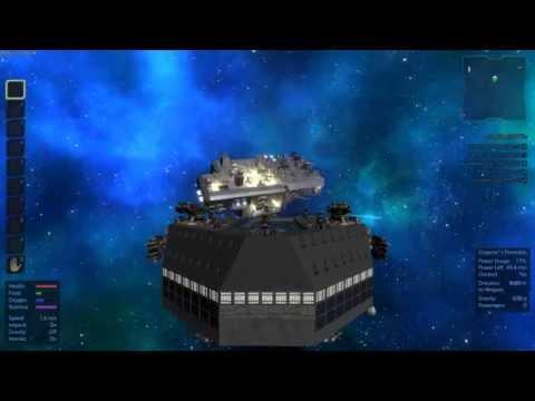 Cap Ship PvP Lag Fest 2016 - Empyrion: Galactic Survival (v3.3.1 0579) (Multiplayer Server)