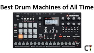 Best drum machine of all time - Creating Tracks