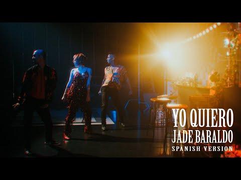 Jade Baraldo – yo quiero! (Letra)