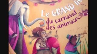 """Rémi raconte """"Le Carnaval des animaux"""" sur un texte de Francis Blanche"""