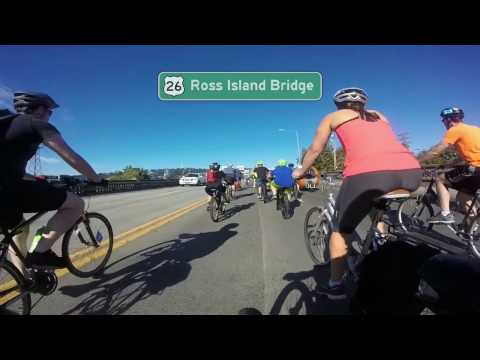 2016 Providence Bridge Pedal - 6 Bridges - Portland, Oregon