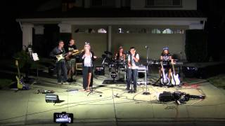 Video The Viarengo Band - Locked Away Cover download MP3, 3GP, MP4, WEBM, AVI, FLV Agustus 2017