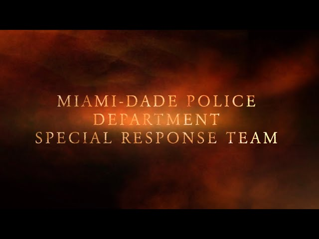 Survival Rescue Tool/Miami-Dade Police Trailer