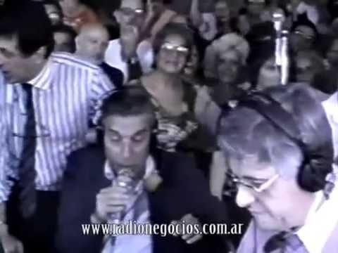 Hector Larrea-Rapidísimo.Radio Rivadavia año 1989.Face:recuerdosderadio