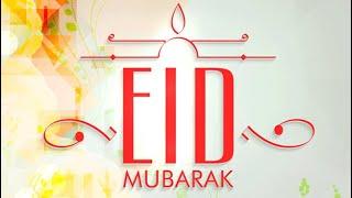 Eid Mubarak 2020 - Eid ul Fitr Mubarak- Happy Eid - Wish you a happy Eid