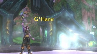 The Story of  G'Hanir, the Mother Tree [Artifact Lore]