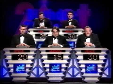 Sale of The Century (Australia) - 21st Birthday Challenge (16 Jul 2001)