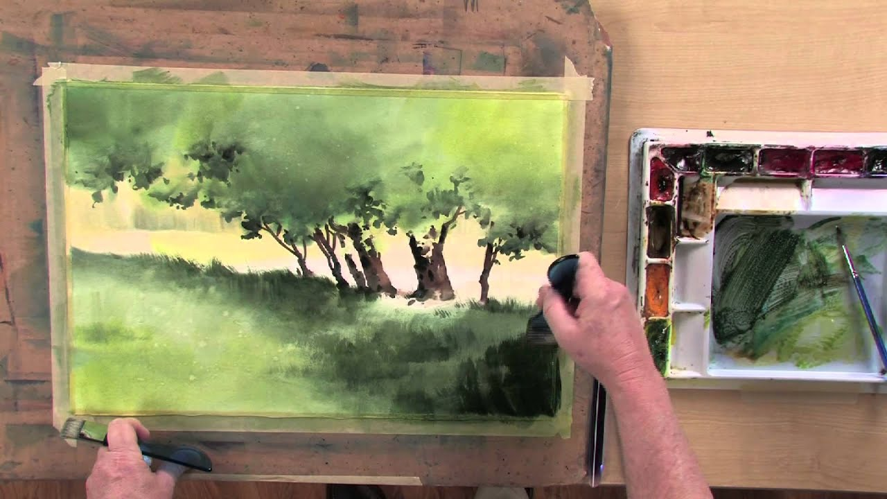 Preview | Painting Luminous Watercolor with Sterling ...