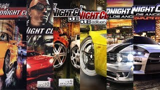 The Evolution of MIDNIGHT CLUB