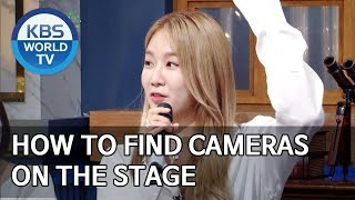 How to find cameras on the stages [Happy Together/2019.08.22]