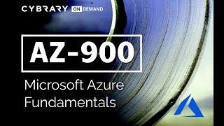 AZ 900 Microsoft Azure Fundamentals Training Course (Lesson 1 of 3)   Introduction   Cybrary