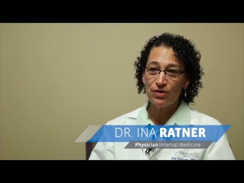 Dr. Ina Ratner, Internal Medicine Physician at the Maimonides Cancer Center