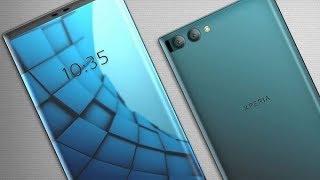 Lộ diện Xperia XZ Pro màn hình 4K tràn viền: Sony sẽ lột xác trong năm 2018 này!