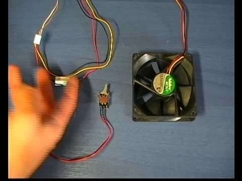 The simplest way to reduce fan sd - YouTube on 4 pin led diagram, 4 pin adapter diagram, 4 pin switch diagram,