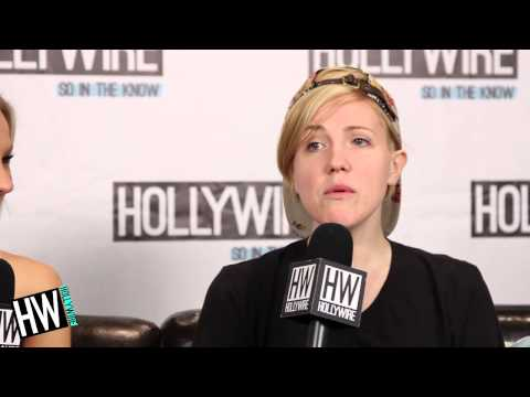 Hannah Hart Shows Off Electric Dance Moves! (FUNNY HOT SEAT)