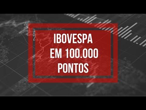 Ibovespa pode chegar a 100 mil pontos em 2018?