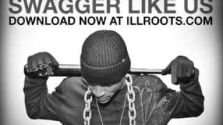 T.I Ft. Kanye West, Jay-z And Lil Wayne - Swagger Like Us WITH LYRICS