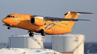 Antonov AN-148 caiu