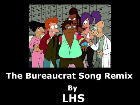 Futurama - The Bureaucrat Song Chiptune Remix