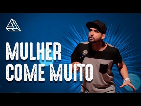 THIAGO VENTURA - MULHER COME MUITO
