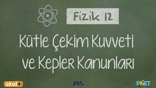 Kütle Çekim Kuvveti ve Kepler Kanunları