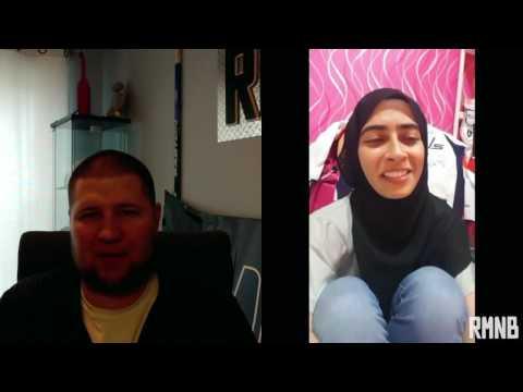 RMNB interviews Fatima Al Ali after her week in Washington DC