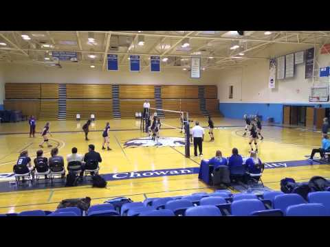 Chowan 2 14 15 605 pm Gold Medal Round 2nd Set
