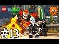 Super Vilains LEGO DC Super Villains FR - Jeux Vidéo de Dessin Animé en Français de Super Héros #13