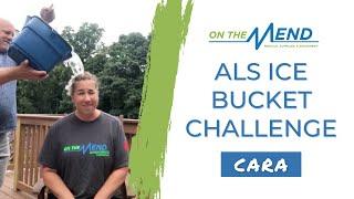 OTM ALS Ice Bucket Challenge - Cara #ALSIceBucketChallenge