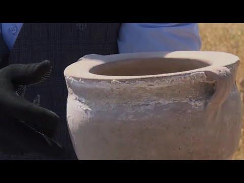 В Таджикистане найдены артефакты Кушанской империи