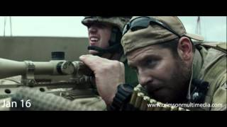 American Sniper - Official Trailer 1 (East/West Africa)