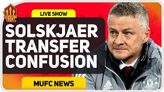Solskjaer's NEXT Transfer! Man Utd Transfer News