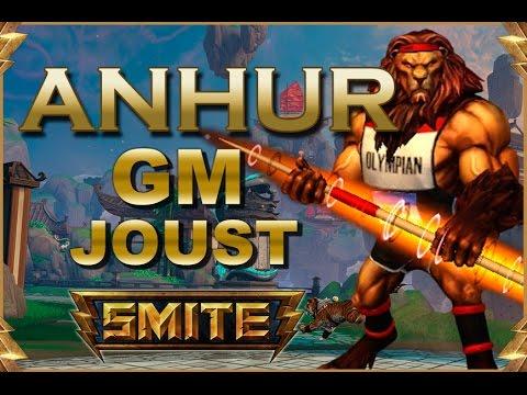 SMITE! Anhur, La estrategia del tactical feeding! GM Joust #31