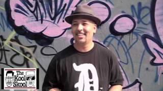 """Slick L.A. - The Kool Skool """"Foundation Rocks"""" Video Interview No.1"""