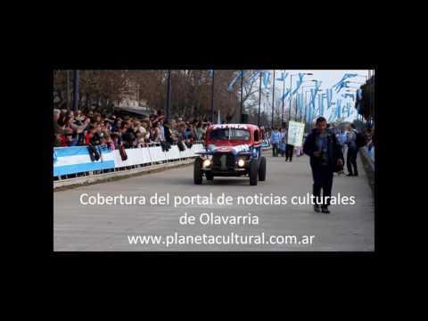 La Galera en desfile 9 de Julio www planetacultural com ar
