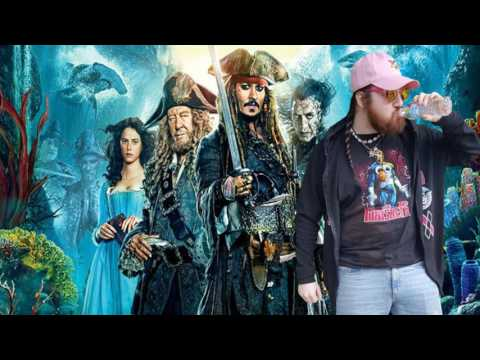 Not a Review: Pirates of The Caribbean - Dead Men Tell No Ta