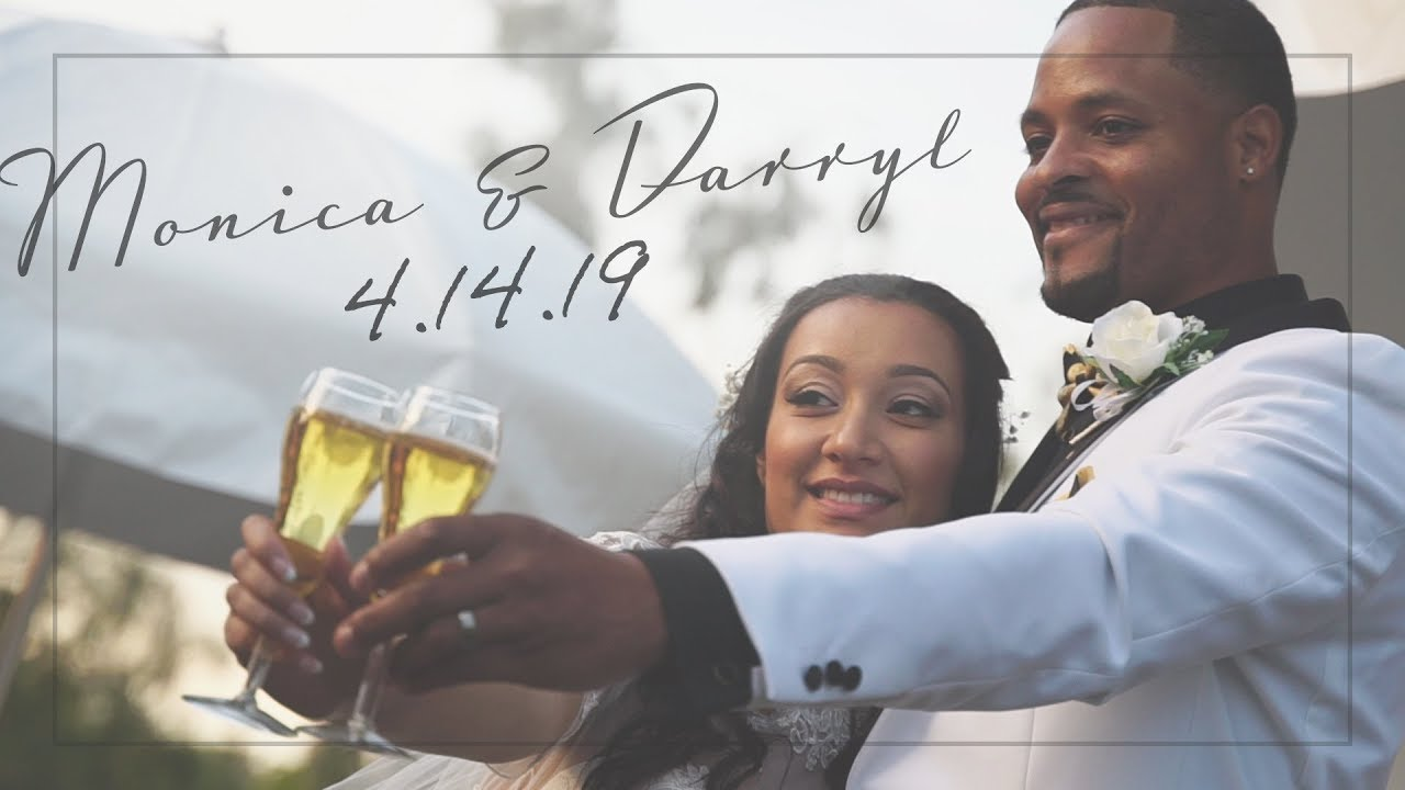 Monica & Darryl Wedding 4.14.2019