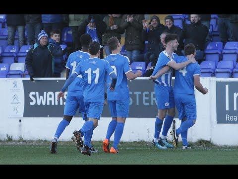 MATCH HIGHLIGHTS: Chester 3-2 Alfreton Town