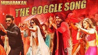 "Mubarakan ""The Goggle Song"" Lyric on Screen"