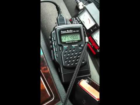 30LV257 NEW Super  Radio SS-301 CB SSB Walkie Talkie(4)