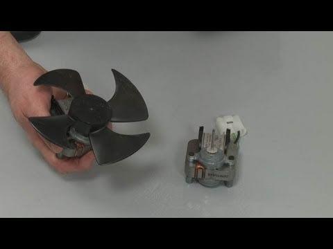 Condenser Fan Motor - Frigidaire Refrigerator