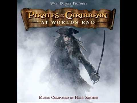 Hoist The Colors - At World's End Soundtrack - Hans Zimmer