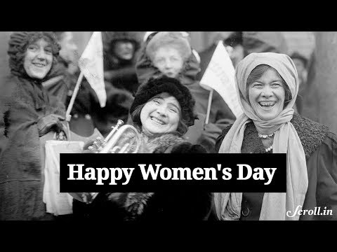 The History of International Women's Day
