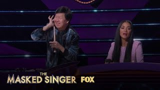 Nick & The Judges Get Down To Backstreet Boys | Season 3 Ep. 10 | THE MASKED SINGER