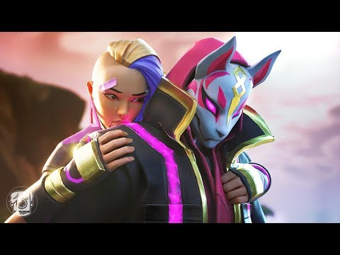 DRIFT SAVES CATALYST?! *SEASON X* (A Fortnite Short Film)