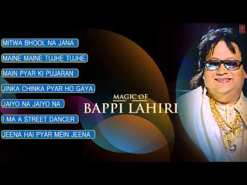 "Magic of ""Bappi Lahiri"" Superhit Bollywood Songs | Non-Stop Hits | Jukebox"