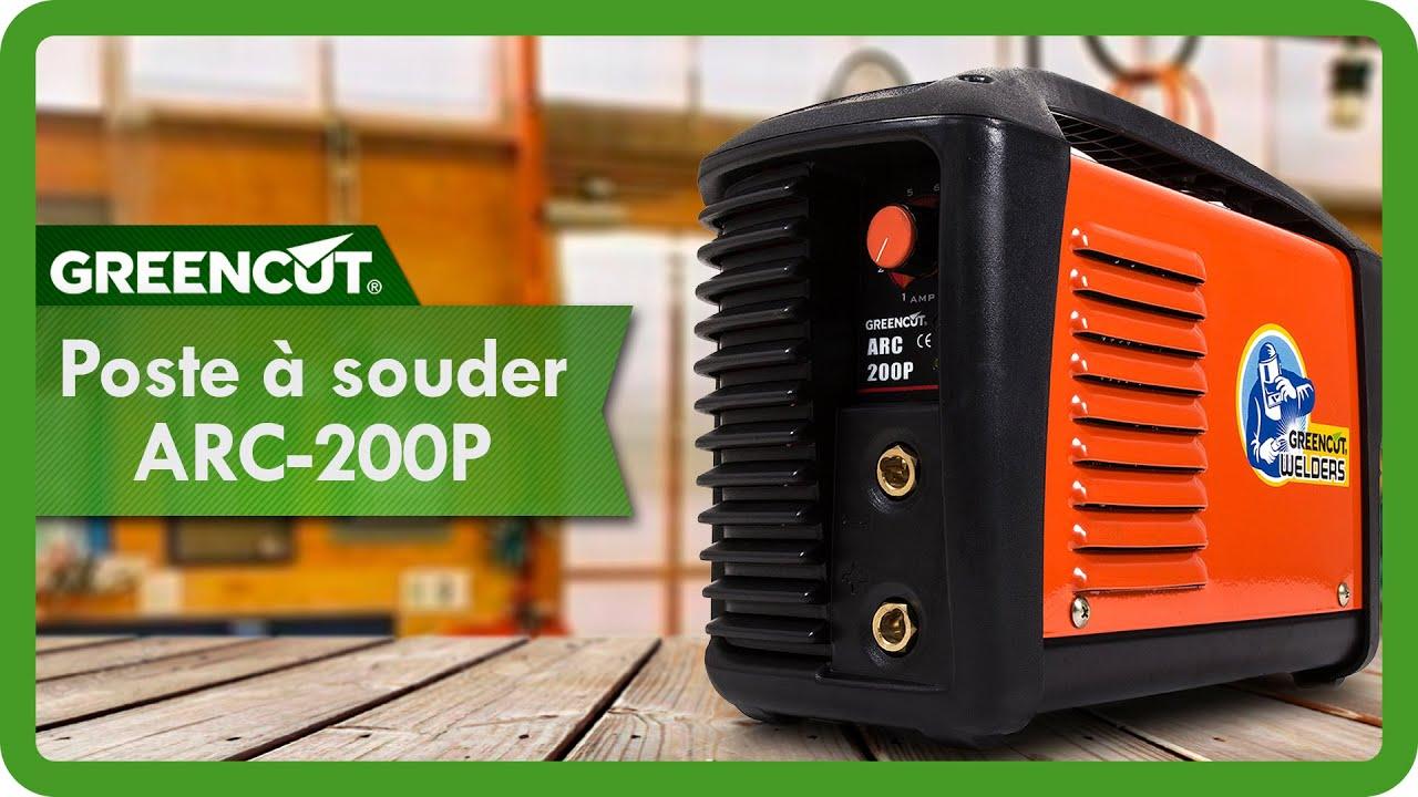 Poste souder inverter turbo ventil 200 amp res youtube - Poste a souder inverter ...